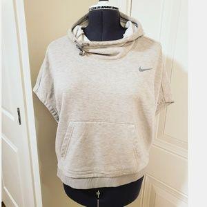 Nike Dolman Short Sleeve Hoodie